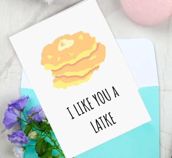 Funny Hanukkah Cards and Postcards (Free Prints)